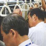 japonezi+dormind+in+metrou p