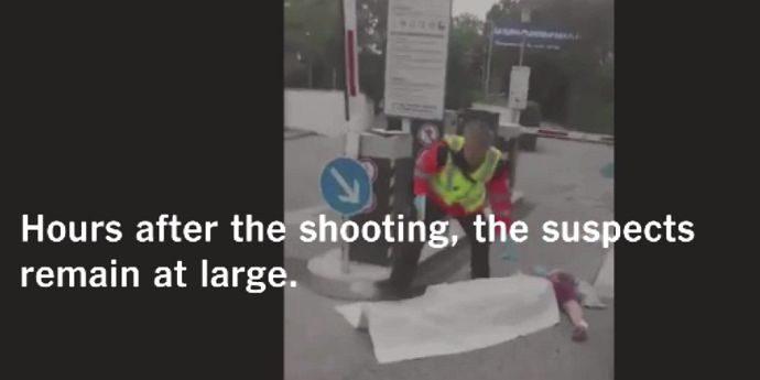 Atentat terorist în Munchen (live commentary)