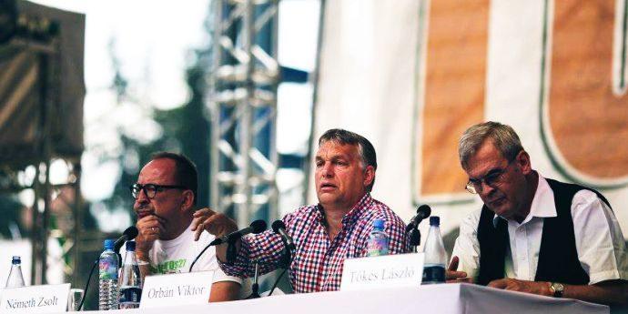 """Rea-credinţă. Orban Viktor: """"Transilvania, acasă!"""""""