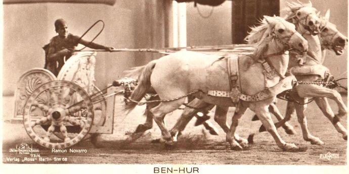 Ben-Hur – Multă agitaţie, prea puţină emoţie