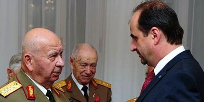 Liviu Dragnea este nepotul unui agent sovietic, Marin Dragnea